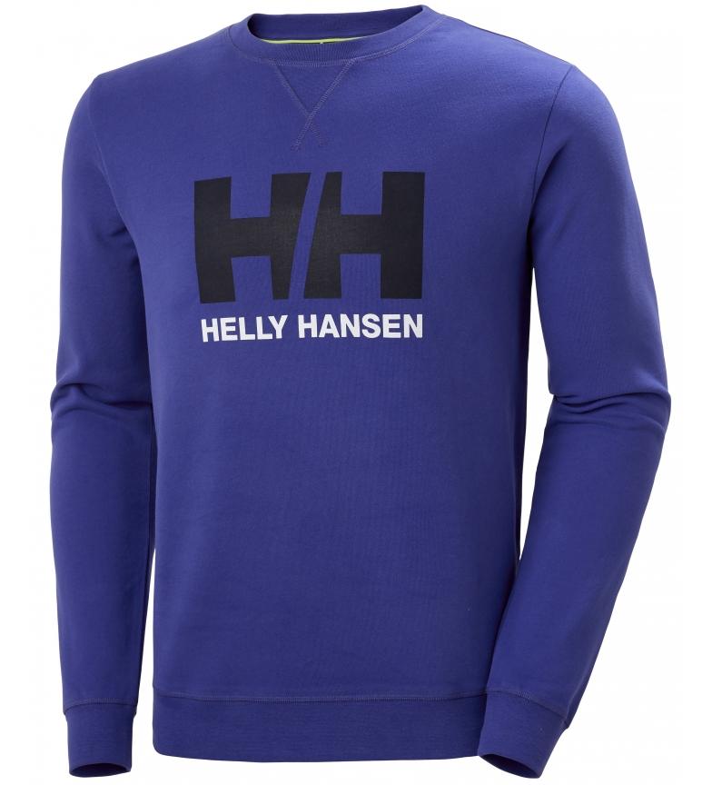 Comprar Helly Hansen Sudadera HH Logo Crew Sweat azul