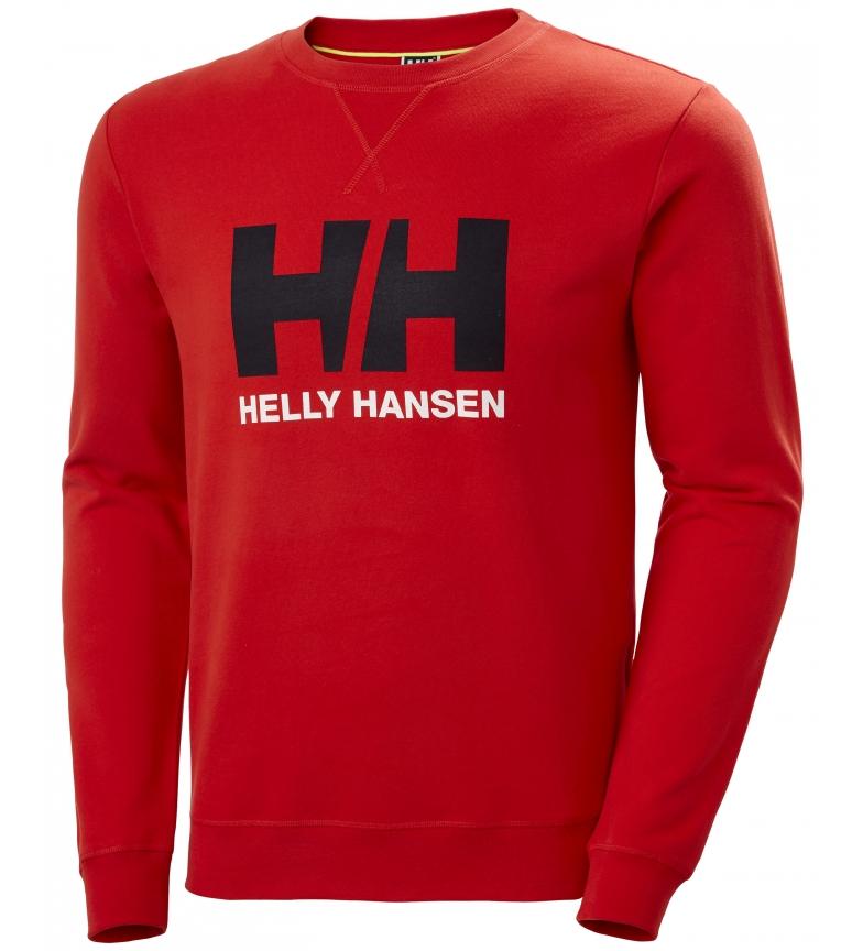 Comprar Helly Hansen HH Logotipo Tripulação Suor vermelho