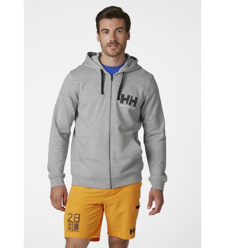 Comprar Helly Hansen Felpa HH Logo Full Zip grigio