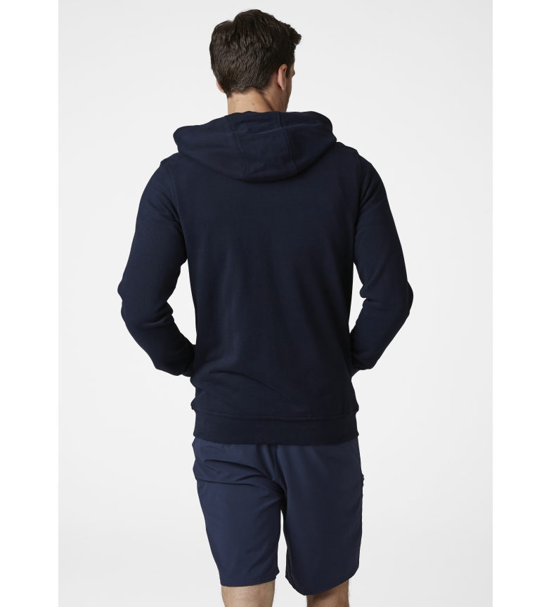 Comprar Helly Hansen Sweat marin avec logo HH Full Zip