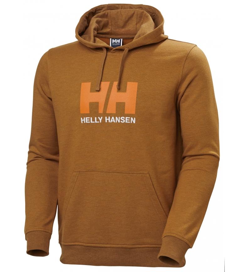 Comprar Helly Hansen HH Sweatshirt Castanho Logotipo