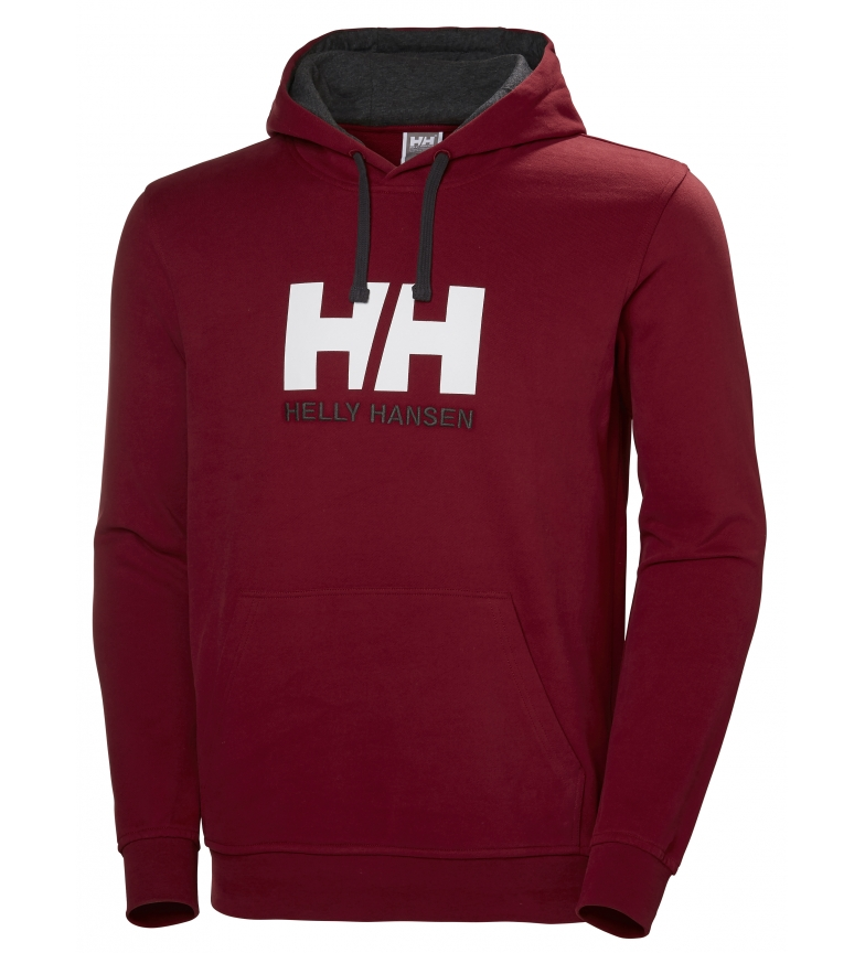 Comprar Helly Hansen Sweatshirt HH Logo dark red