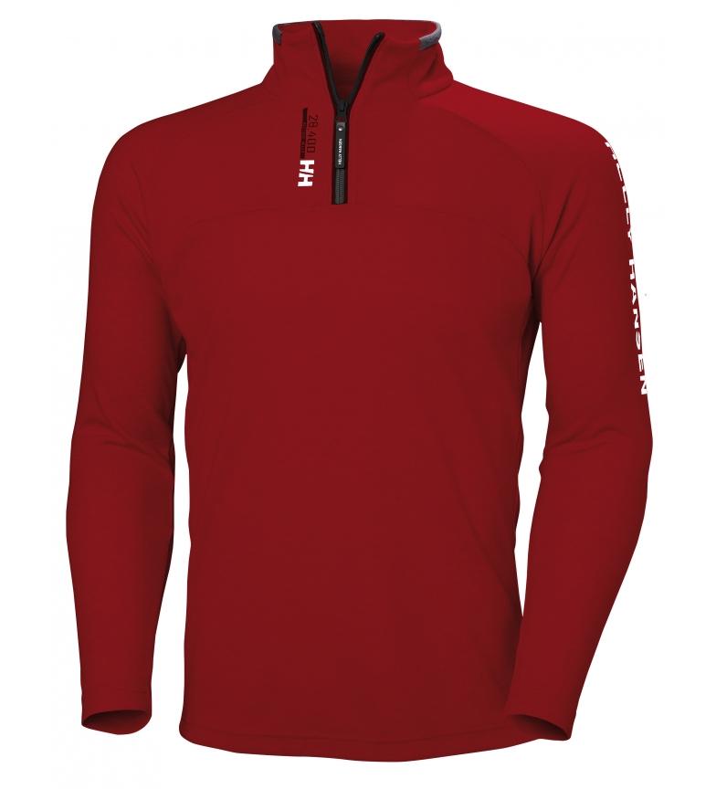Comprar Helly Hansen Sweat-shirt polaire HP 1/2 ZIP 1/2 rouge