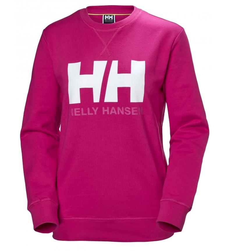 Comprar Helly Hansen Sweatshirt W HH Logo Crew fuchsia