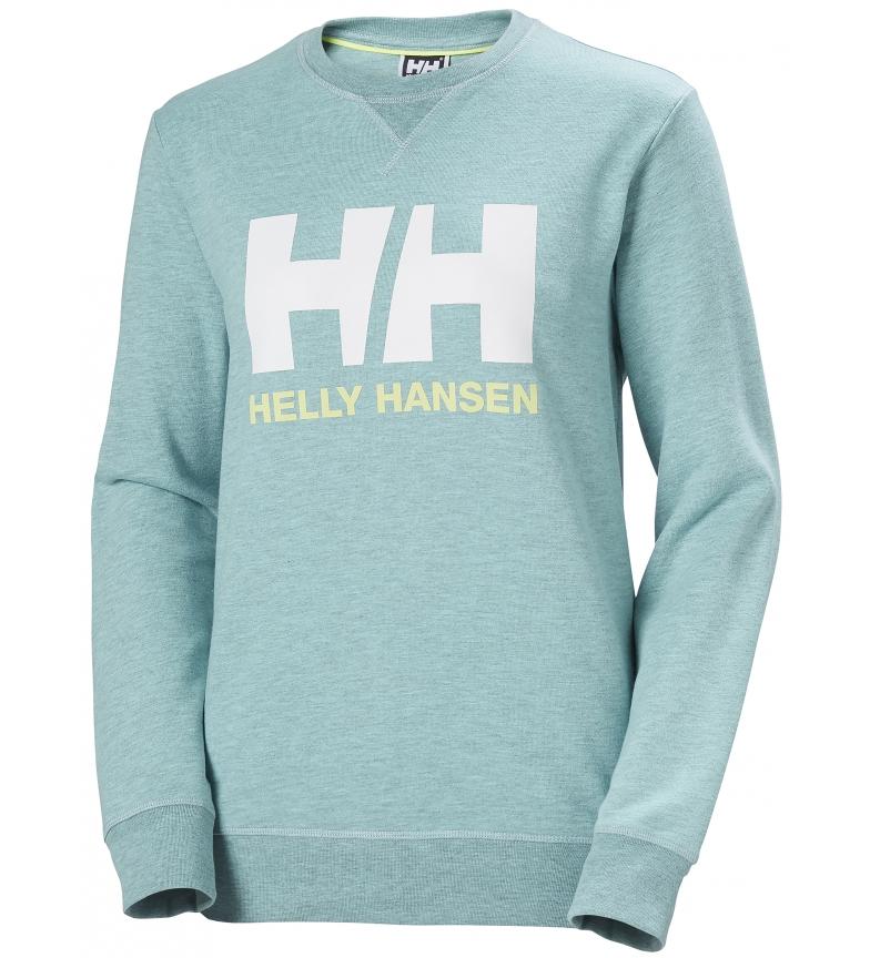 Comprar Helly Hansen Sudadera W HH Logo Crew Sweat azul