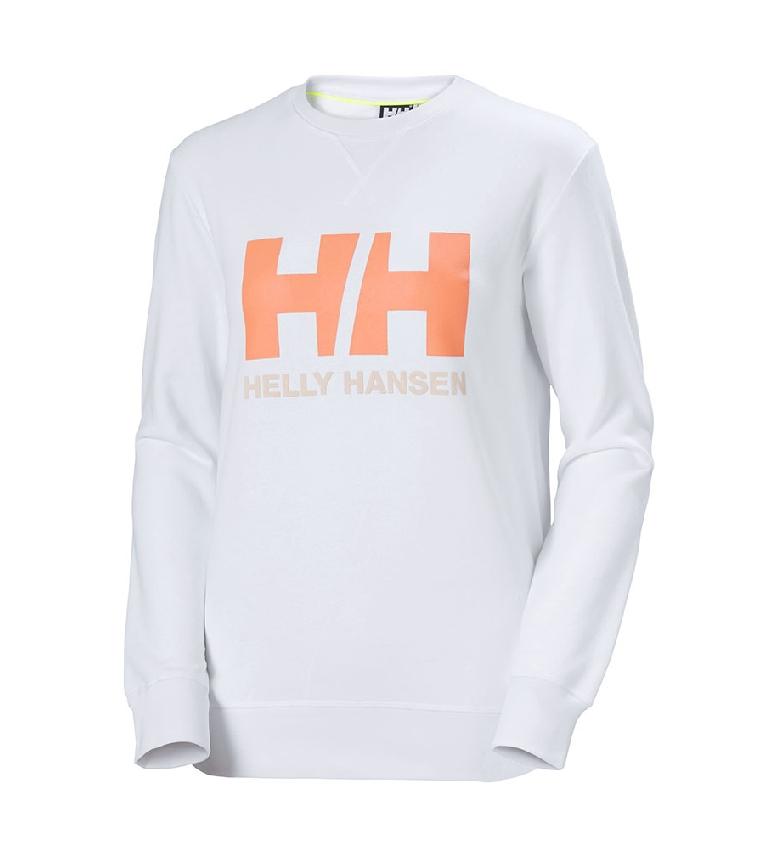Comprar Helly Hansen Felpa W HH Logo Crew Sweat bianco