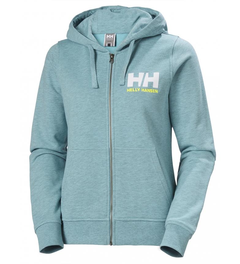 Comprar Helly Hansen Sweatshirt W HH Logo Full Zip Blue / YKK® /