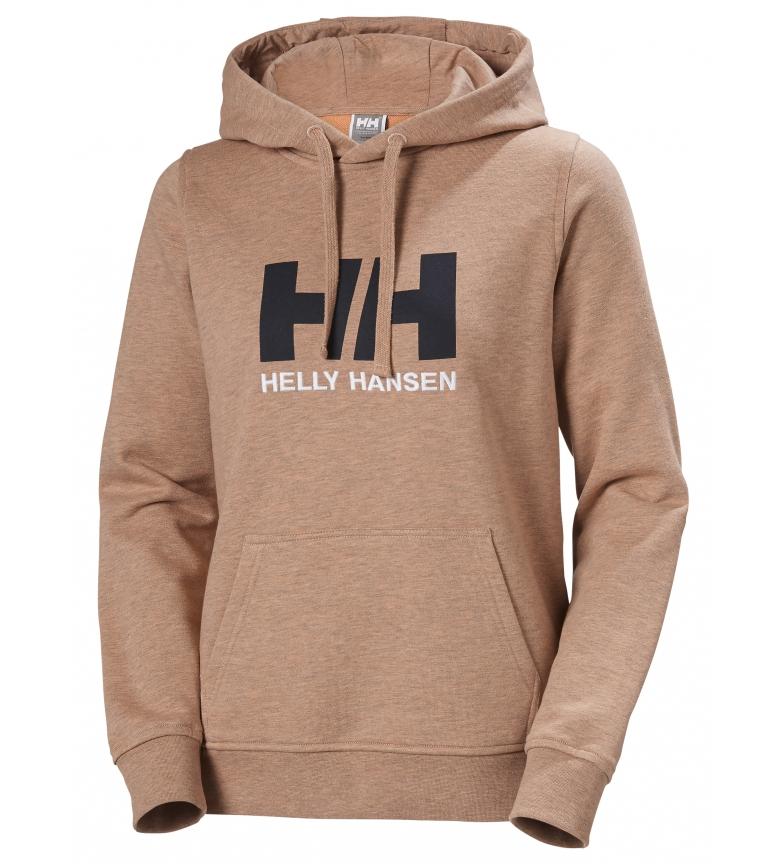Comprar Helly Hansen Felpa con logo HH arancione