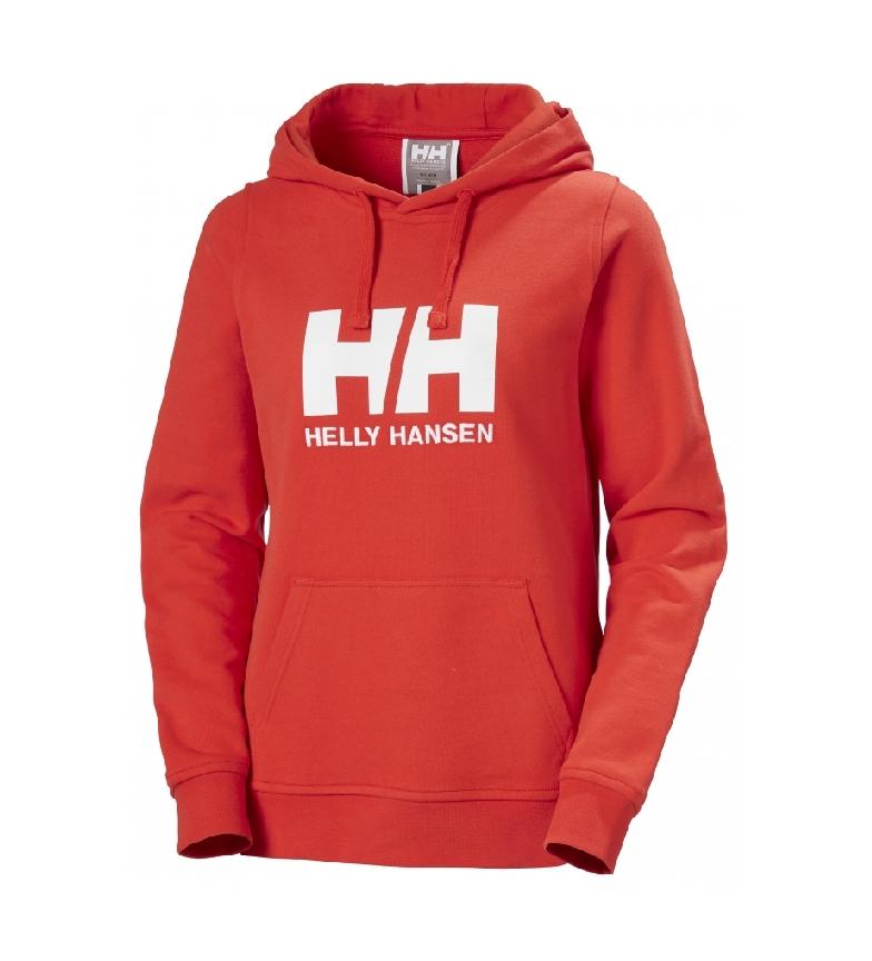 Comprar Helly Hansen Sudadera W HH Logo rojo