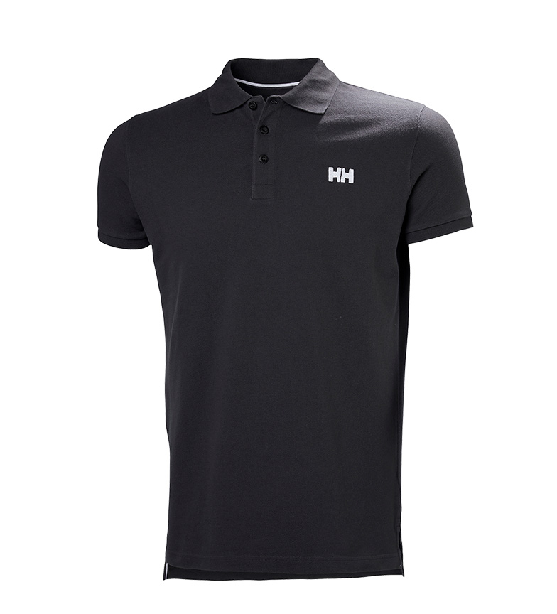 Comprar Helly Hansen Ebony Transat Gray Polo