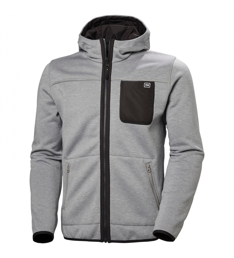 Comprar Helly Hansen Verket grey / sweat-shirt réutilisable Bluesign