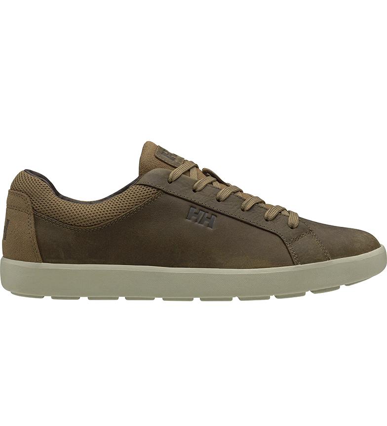 Comprar Helly Hansen Zapatillas de piel Vernon marrón