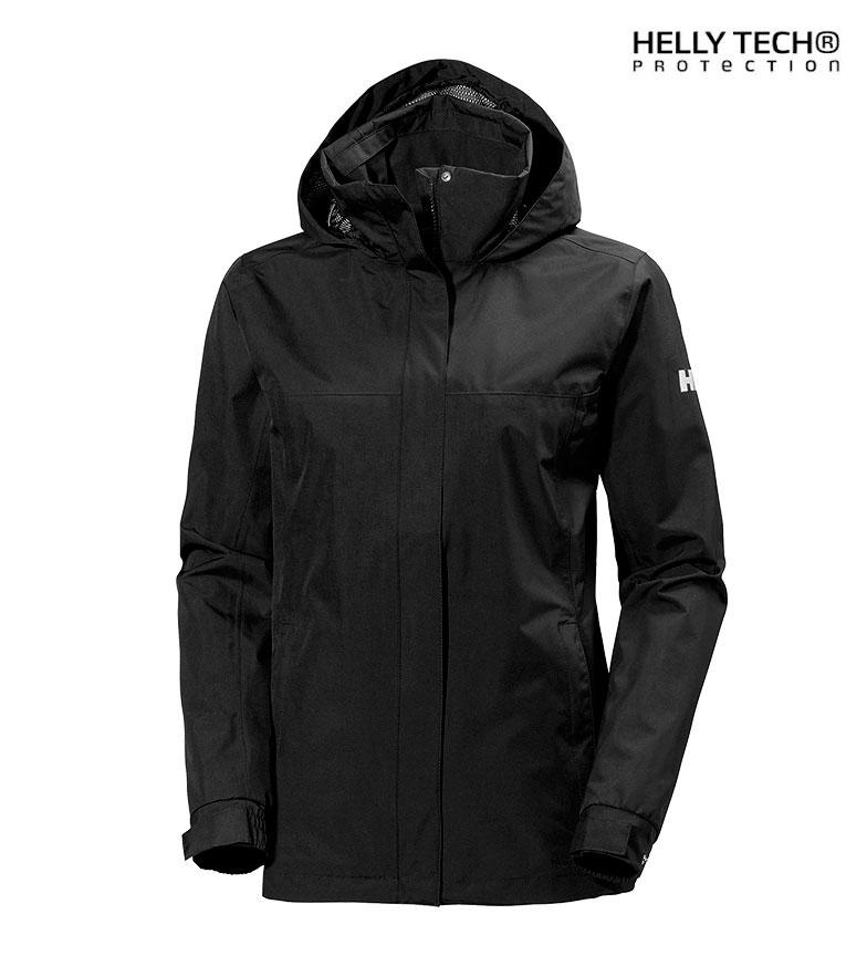 Comprar Helly Hansen Casaco de chuva Aden preto -Helly Tech® Protection-
