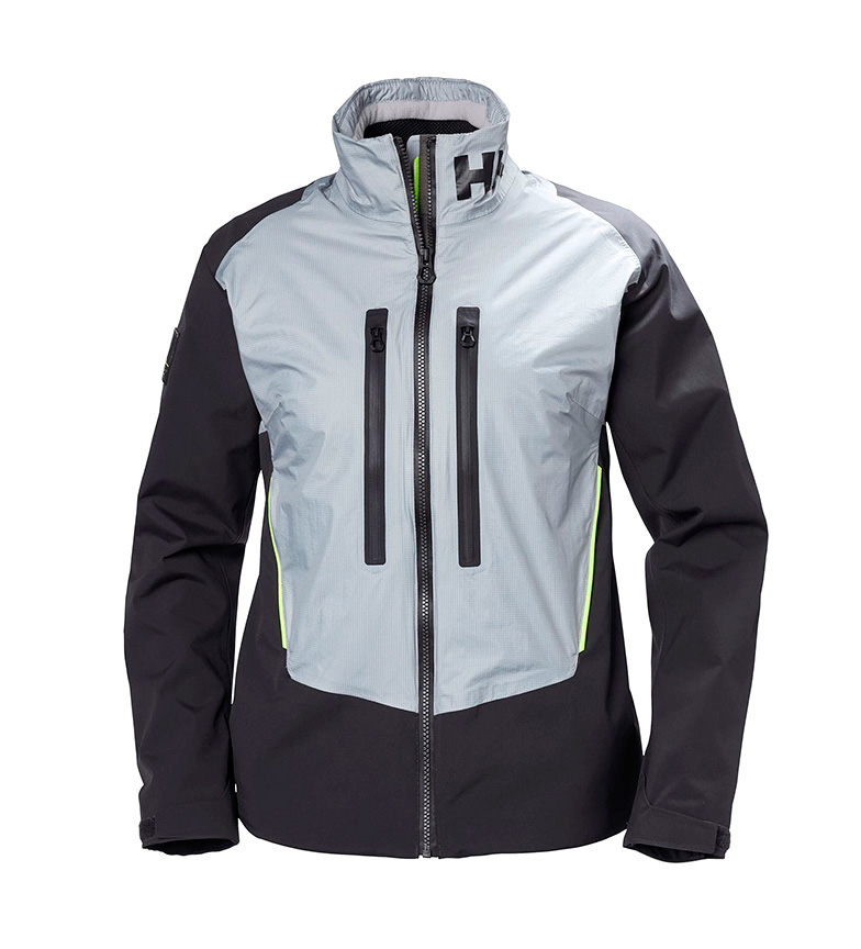 Comprar Helly Hansen Jaqueta cinza Aegir H2Flow / Helly Tech® / Polartec®