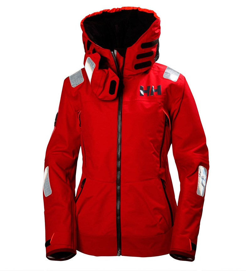 Comprar Helly Hansen Jaqueta W Aegir Red / Helly Tech® / Polartec®