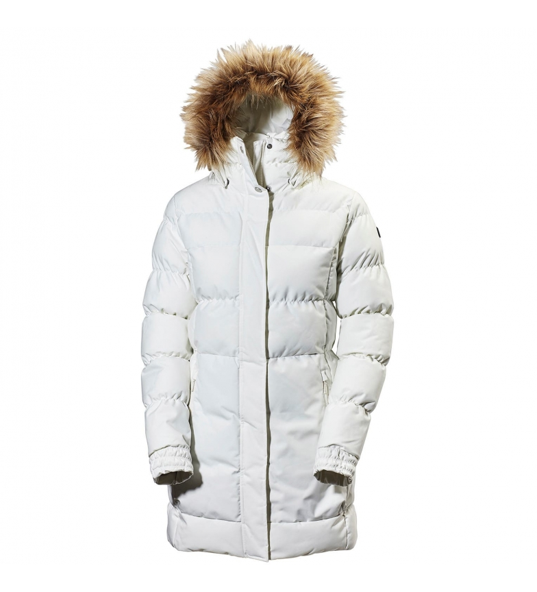 Comprar Helly Hansen Parka Woman Blume Puffy blanco