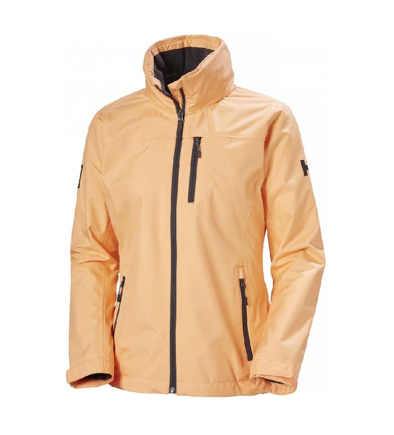 Comprar Helly Hansen Cahqueta W Crew Hooded Midlayer naranja / Helly Tech® / DWR / Polartec® /