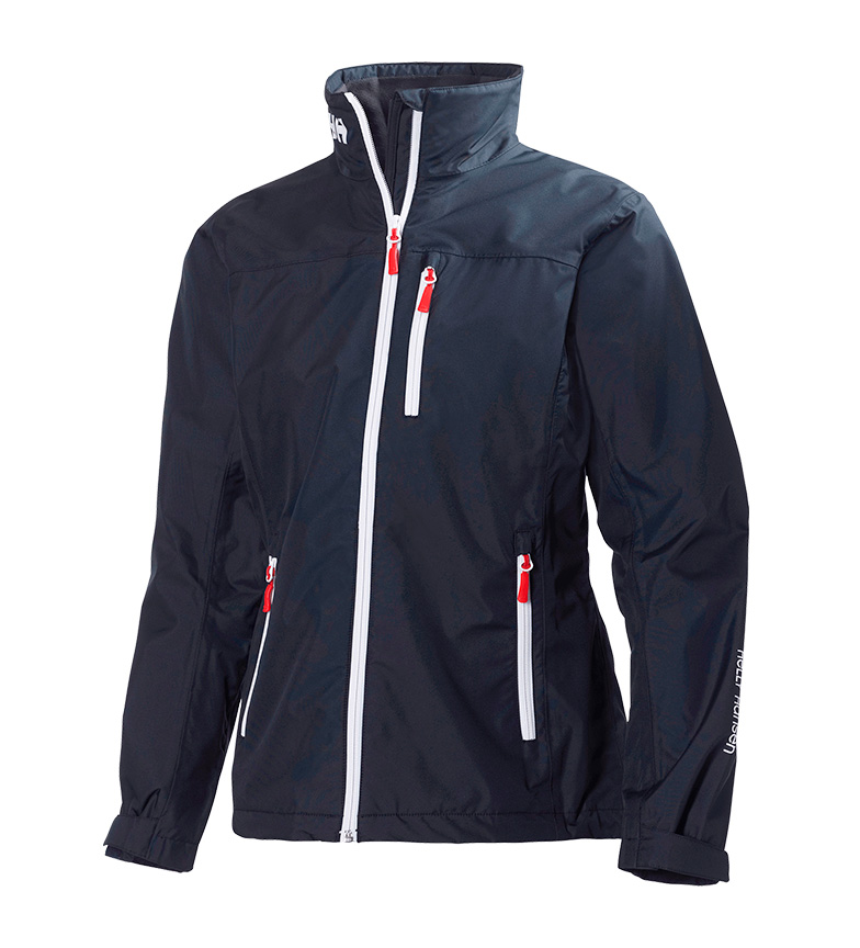 Comprar Helly Hansen Chaqueta W Crew marino -Helly Tech® Protection-