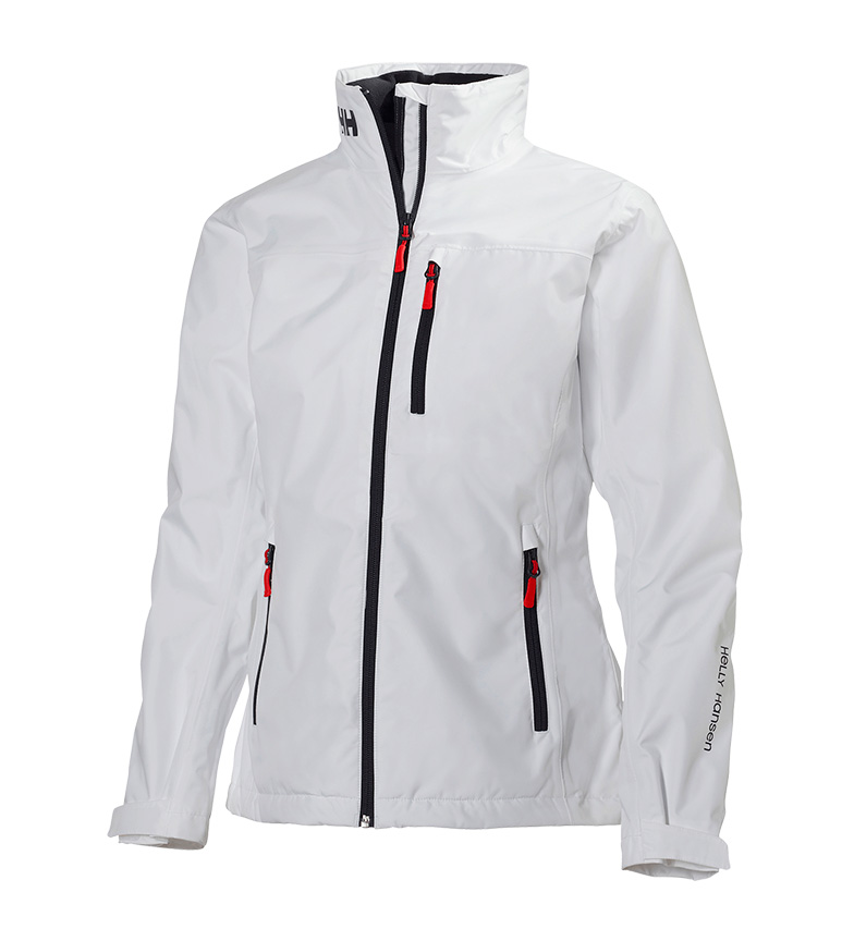 Comprar Helly Hansen Chaqueta W Crew Midlayer blanco -Helly Tech® Protection-