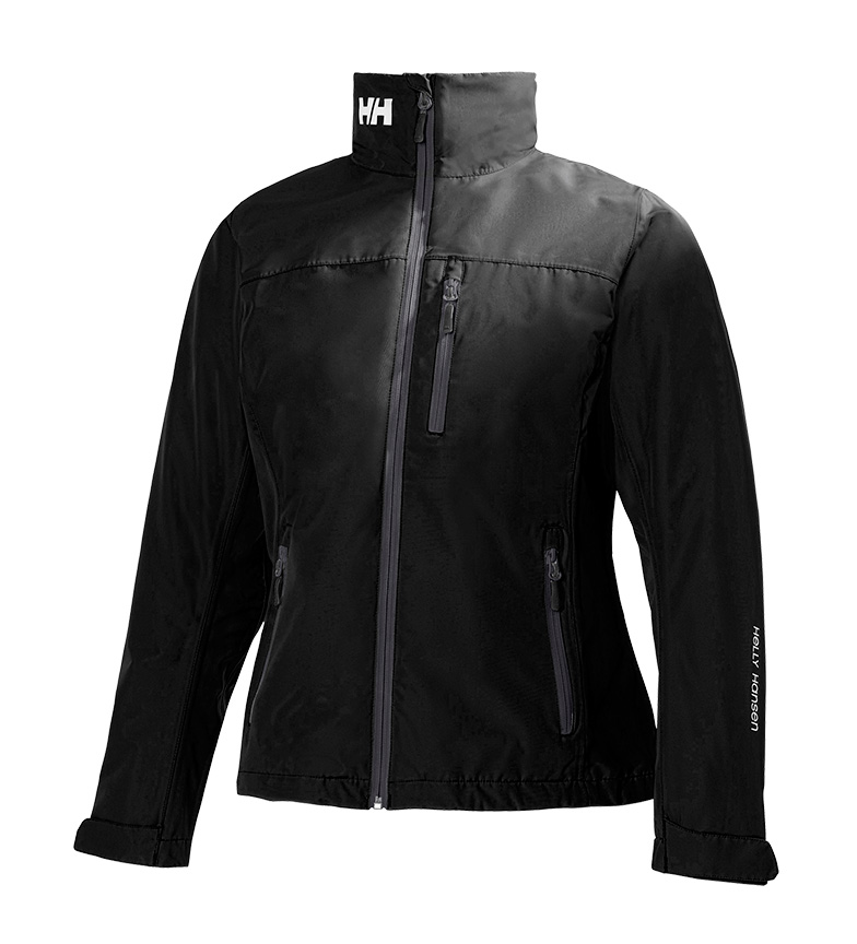 Comprar Helly Hansen Chaqueta W Crew Midlayer negro -Helly Tech® Protection-