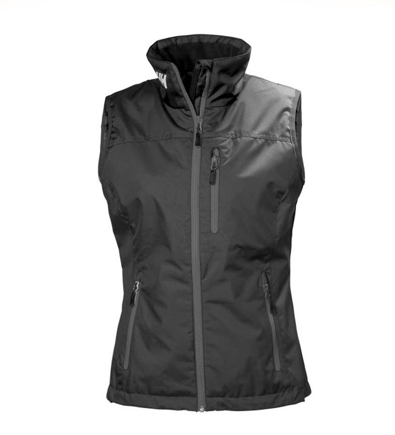 Comprar Helly Hansen Gilet W Crew nero -Helly Tech® Protection-