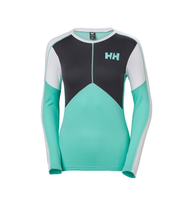 Comprar Helly Hansen W HH Lifa Active Crew turquoise T-shirt
