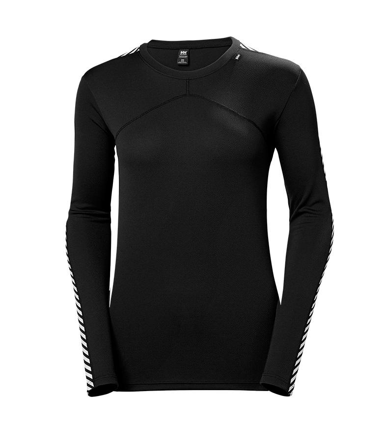 Comprar Helly Hansen Camiseta W HH Lifa Crew negro