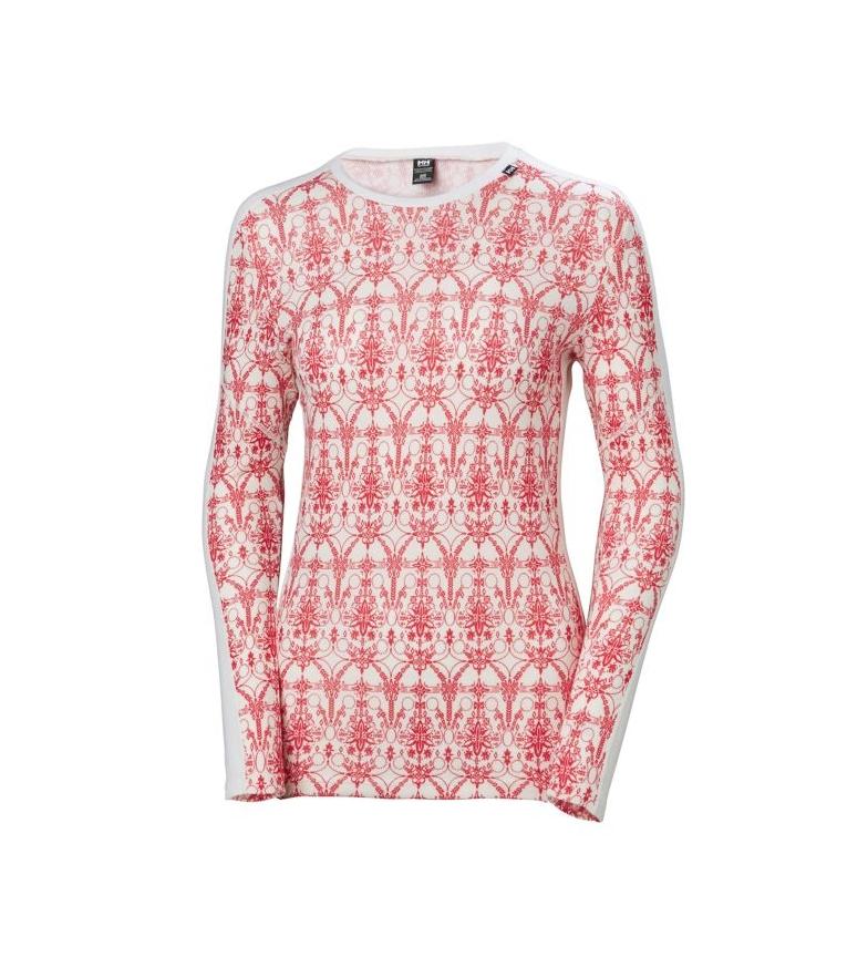 Comprar Helly Hansen Camiseta Interior Lifa Grphic rojo