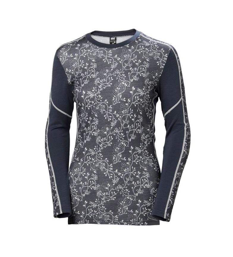 Comprar Helly Hansen T-Shirt nera Lifa Grphic