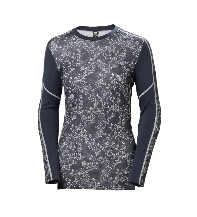 Comprar Helly Hansen Camiseta Interior Lifa Grphic negro