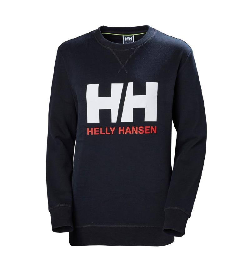 Comprar Helly Hansen Sudadera W HH Logo Crew marino