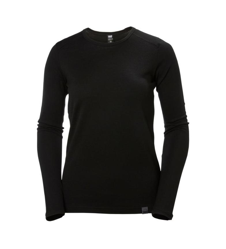 Comprar Helly Hansen Camiseta térmica W HH Merino MID LS preta