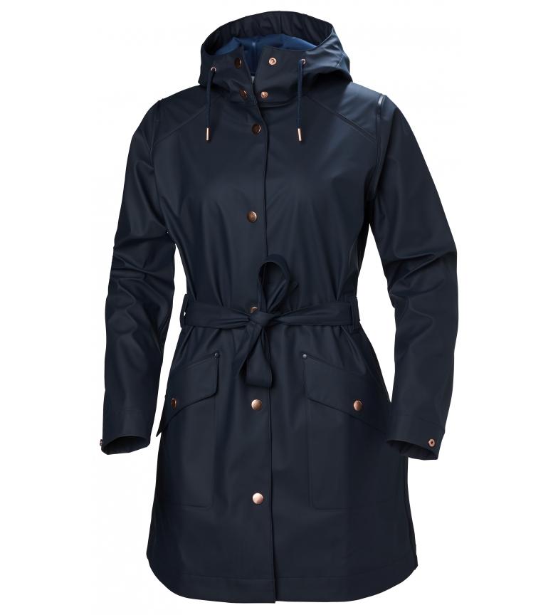 Comprar Helly Hansen Raincoat W Kirwall II marine / Helox+