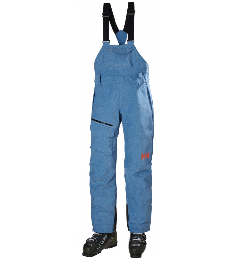 Comprar Helly Hansen Babete de esqui W PowderQueen BIB azul