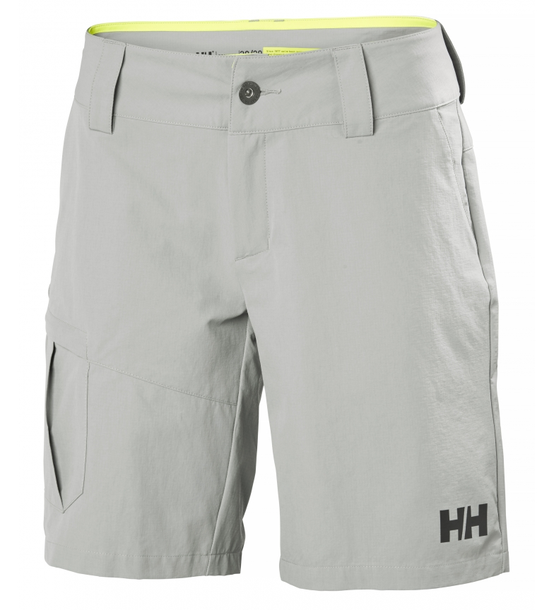 Comprar Helly Hansen Bermuda W QD Cargo light grey / SPF 40