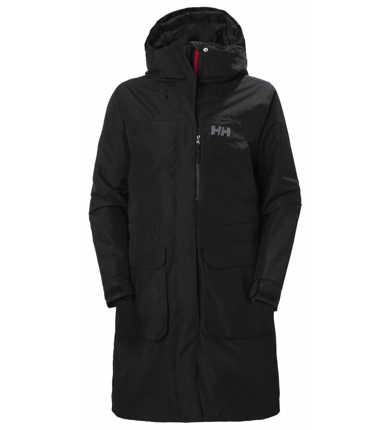 Comprar Helly Hansen Coat W Rigging black / Helly Tech / Primaloft /
