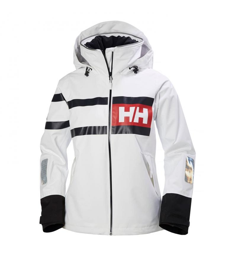 Comprar Helly Hansen Chaqueta W Salt Power blanco -Helly Tech® Protection