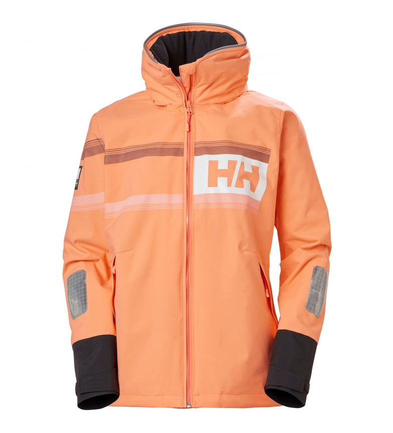 Comprar Helly Hansen Orange Salt Power W Jacket -Helly Tech® Protection
