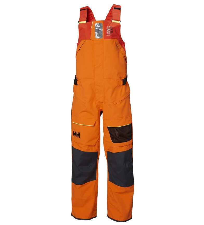 Comprar Helly Hansen Skagen Offshore orange bib
