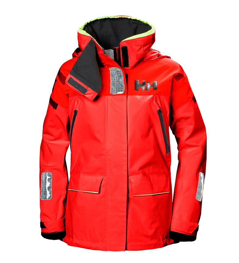 Comprar Helly Hansen W Skagen Offshore Jacket red / Helly Tech
