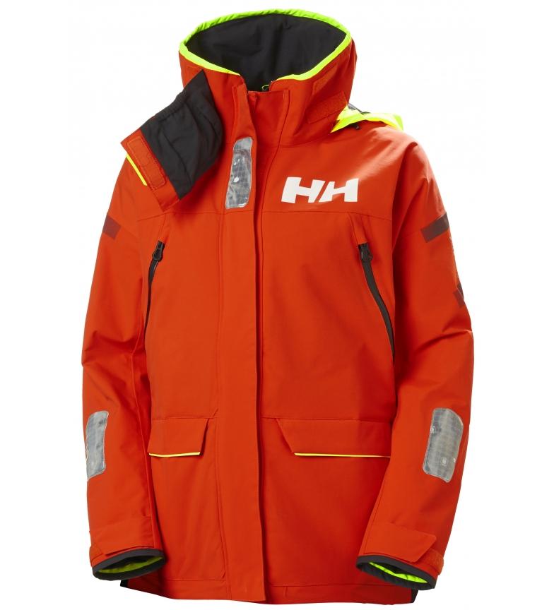 Comprar Helly Hansen Skagen Offshore Jacket dark red / Helly Tech® W