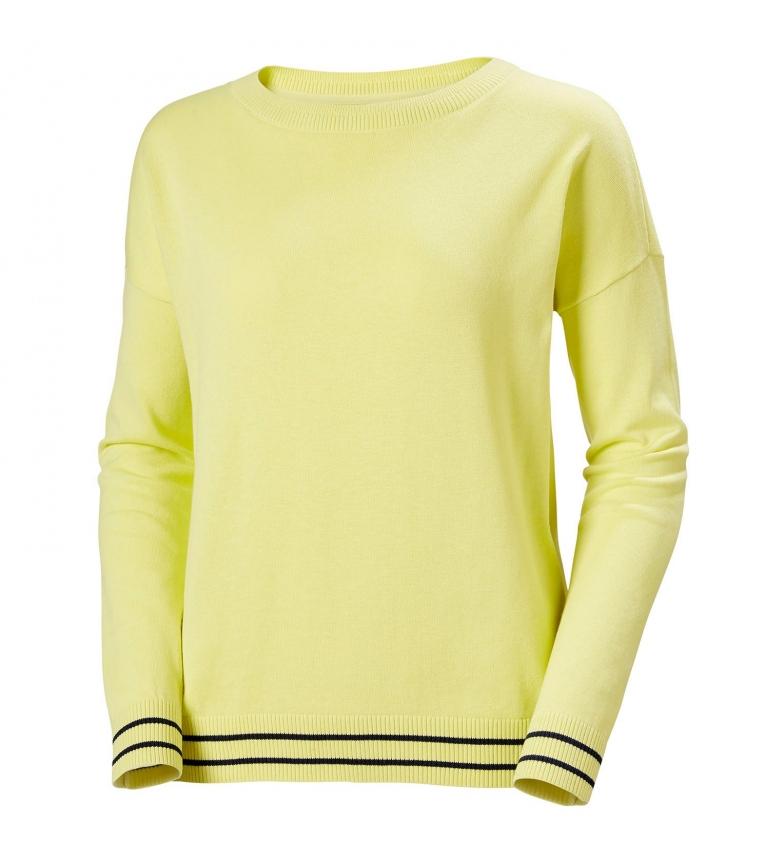 Comprar Helly Hansen Camisola de algodão amarelo de Verão