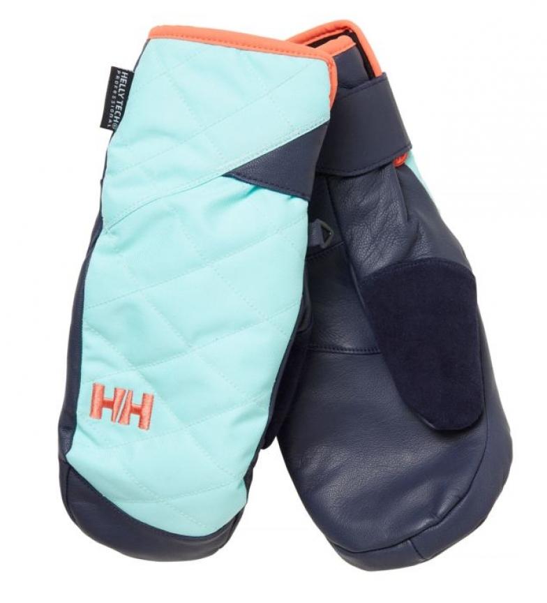 Comprar Helly Hansen Manoplas de piel W ULLR HT azul /Helly Tech®/3M?/Thinsulate?/