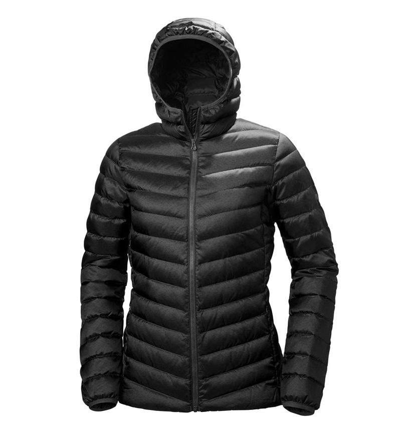 InsulatorbNegro chaqueta W Verglas Helly Hansenb knX0OwP8