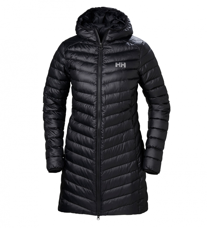 Comprar Helly Hansen Casaco Down W Verglass Long preto