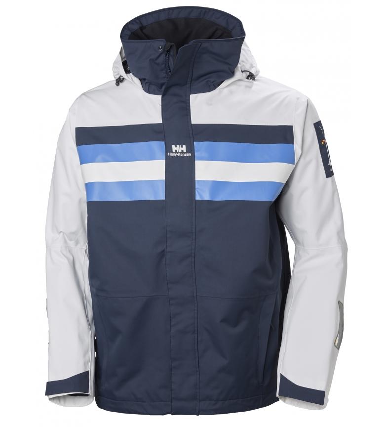 Comprar Helly Hansen HH Heritage Sail Jacket white, marine