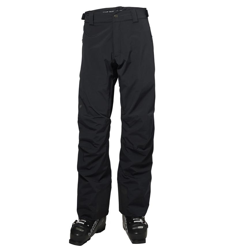Comprar Helly Hansen Pantaloni da sci Ridge Shell nero / RECCO
