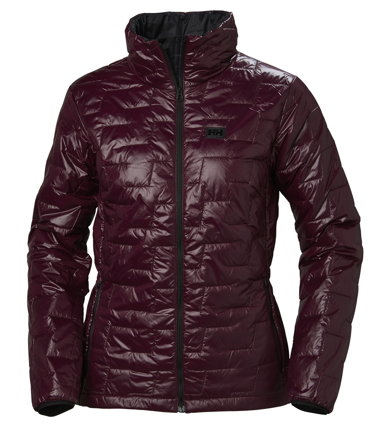 Comprar Helly Hansen Jacket W LifaLoft Insulator garnet