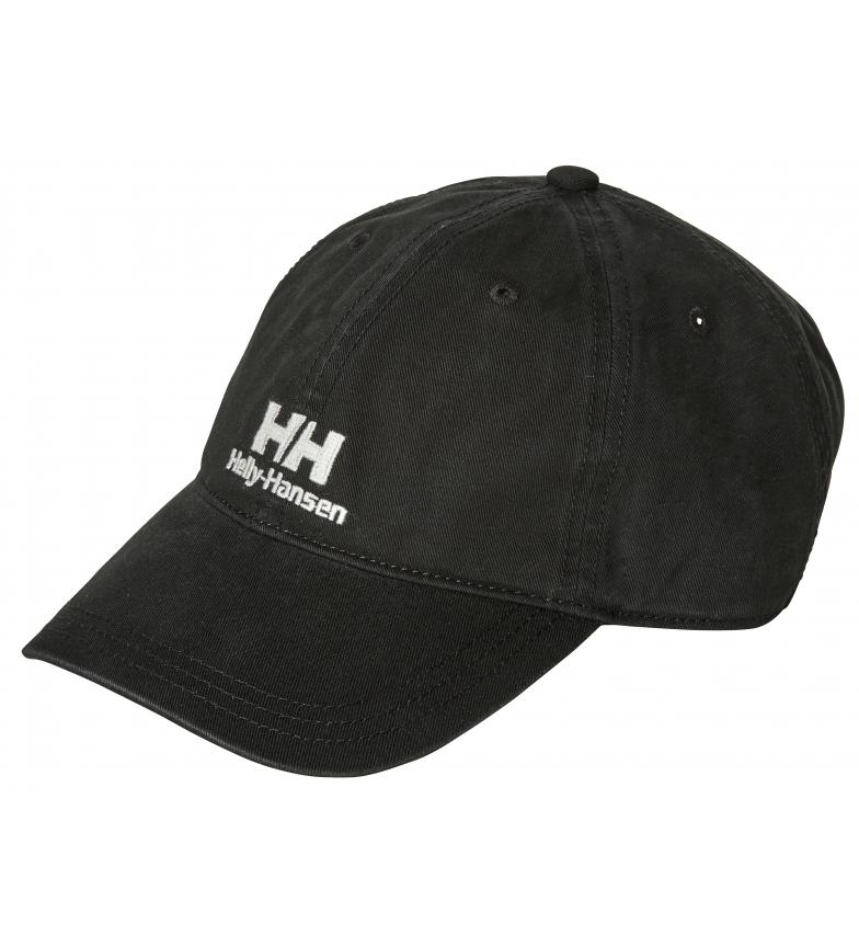 Comprar Helly Hansen  Gorra Yu Dad negro