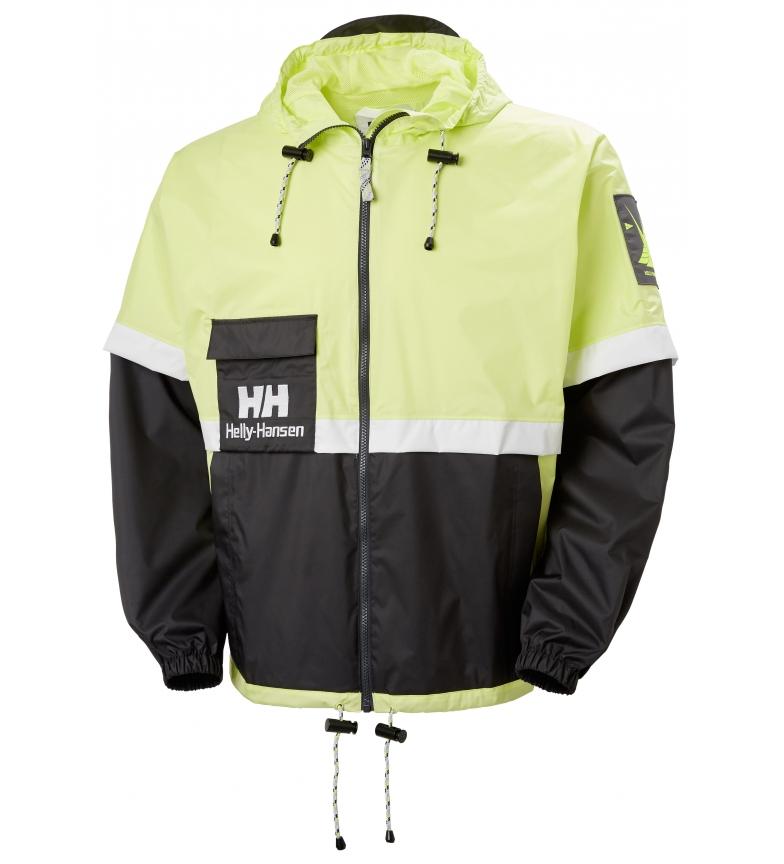 Comprar Helly Hansen Giacca antipioggia YU20 verde / Helly Tech / YKK /